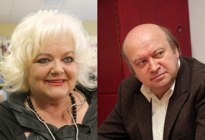 Bosiljka Vinković Kukolić i Zvonko Radek