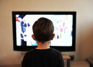 dijete televizija gledanje