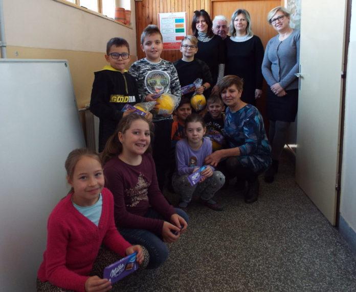 donacija Područna škola Novakovec 1