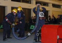 natjecanje u spajanju usisnog voda vatrogasci