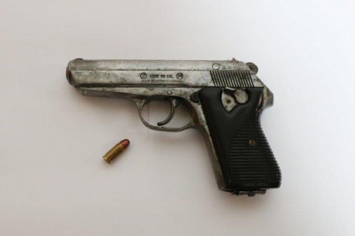 pištolj oduzet Orehovica PU međimurska