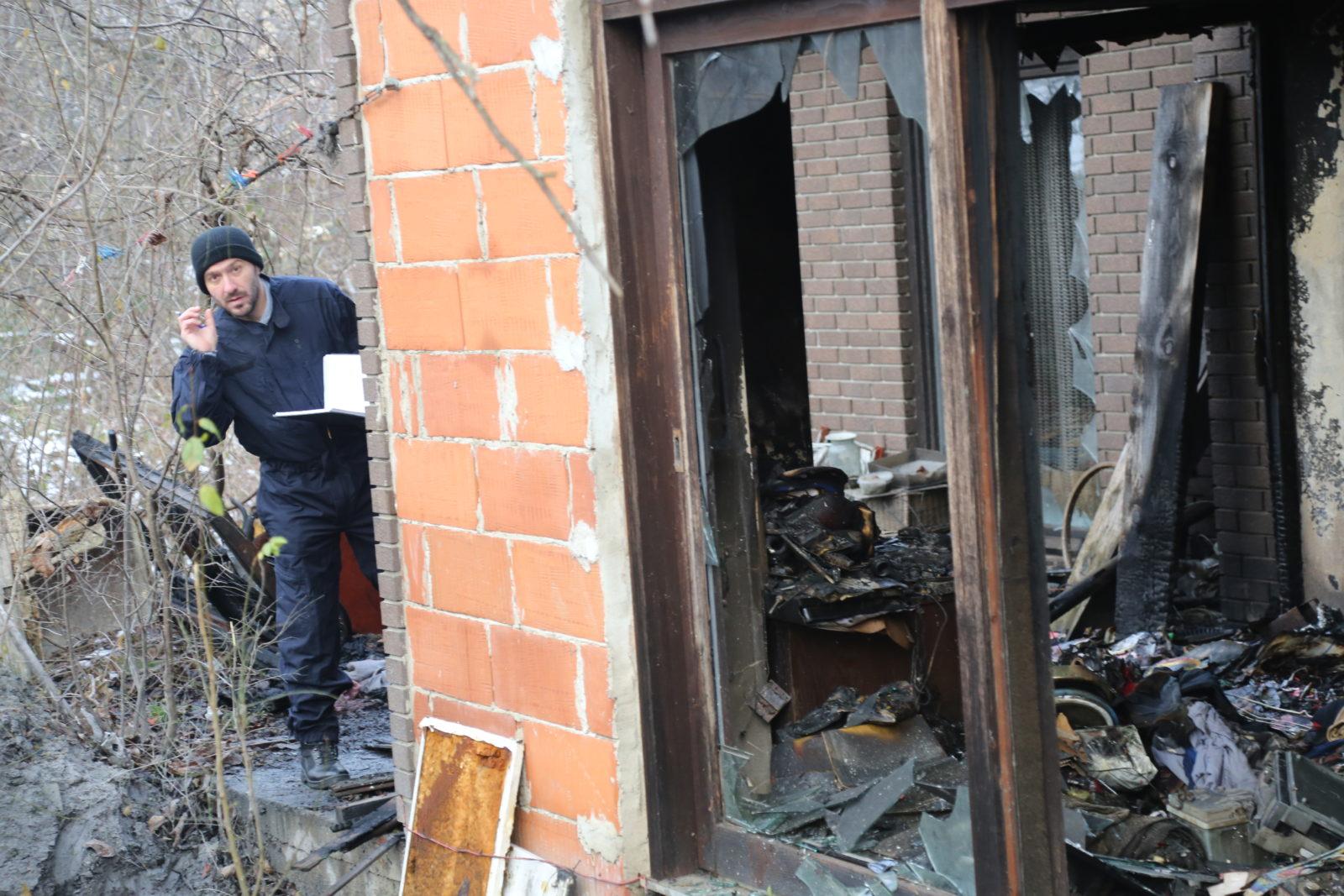 Požar u Čakovcu