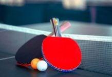 stolni tenis reket ping pong