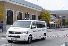 danska policija