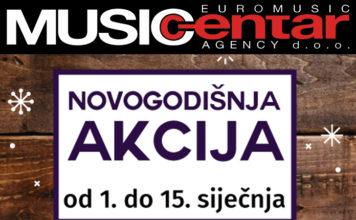 novogodišnja akcija music shop