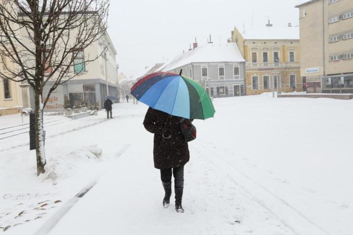 snijeg u međimurju