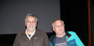 Darko Berljak i Zlatko Mihocek, član PD Bundek