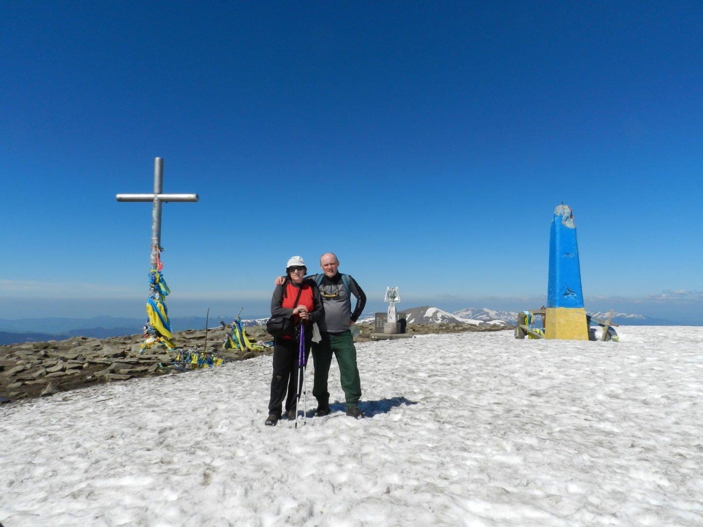 Anica Vrbanec i Velimir Mačković