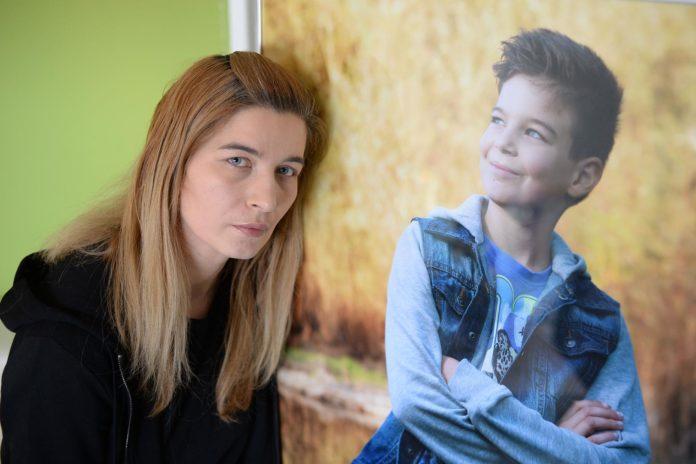Mihaela Bedić, foto: Vjeran Žganec Rogulja/PIXSELL
