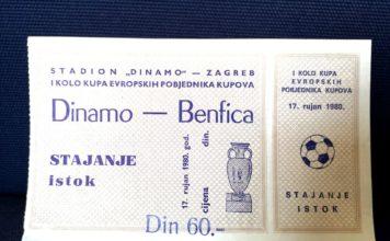 Dinamo - Benfica