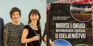 Sonja Tošić Grlač i Rebeka Mesarić Žabčić