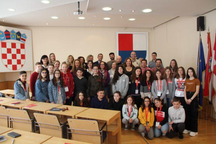 Sudionici Erasmus projekta