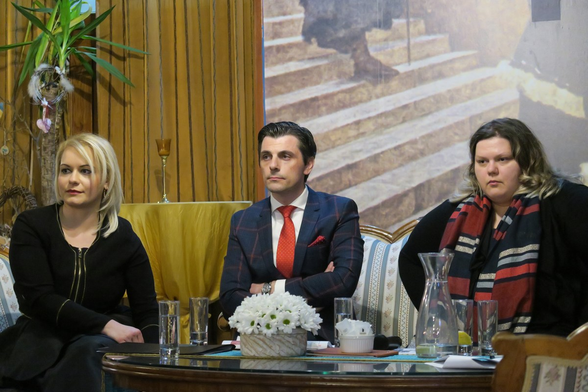 FOTO: Debata na Večeri ekonomije u Čakovcu: Država je u Hrvatskoj najveći generator siromaštva