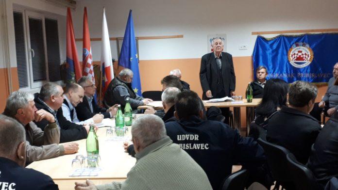UHVDR ogranak Pribislavec