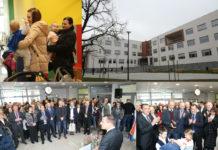 Svečano otvorenje Doma zdravlja u Čakovcu
