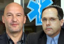 Tomislav Novinščak i Miroslav Horvat