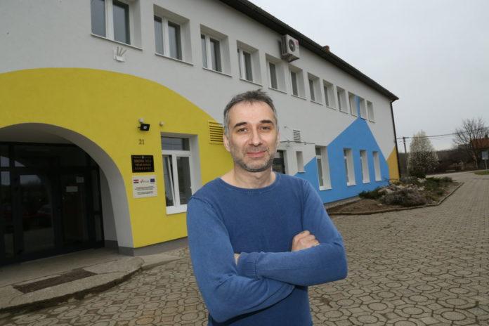 Vladimir Novak, ravnatelj OŠ Petar Zrinski Šenkovec