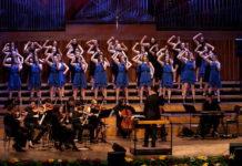 zbor Mozartine