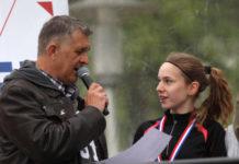 Ana Dobša zlato kros Sportskih novosti