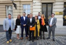 HNS kandidati za Europski parlament