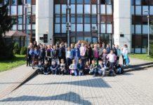 Posjet djece Strahoninec