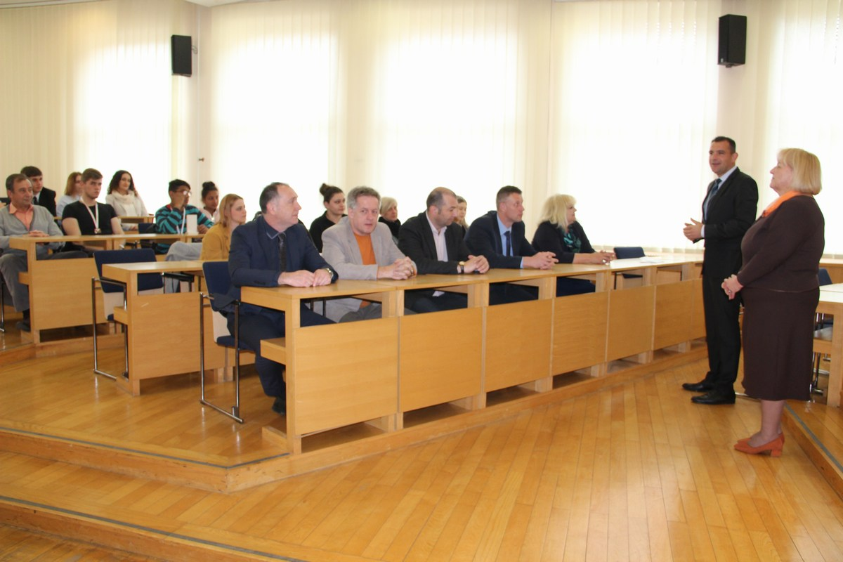 Prijem državnih prvaka na natjecanju učenika strukovnih škola (1)