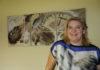 Nevenka Zrna, predsjednica Udruge slobodnih umjetnika Mura