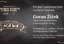 Gradska kavana Čakovec - Goran Žižek