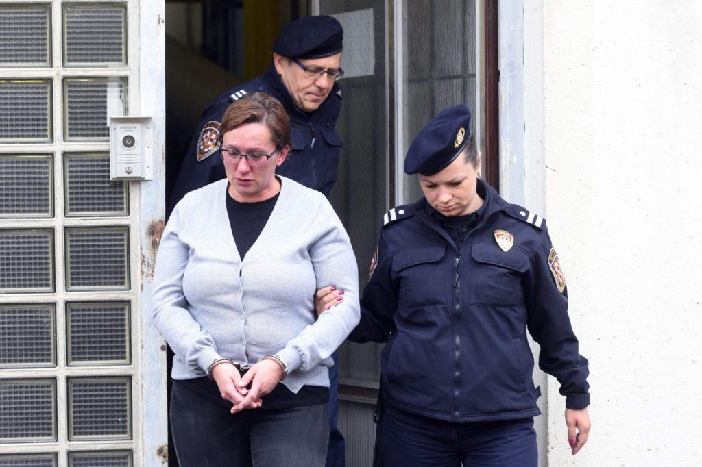 FOTO: Smiljani Srnec produžen istražni zatvor za mjesec dana!