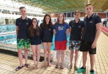 Berba medalja naših plivača u Sisku