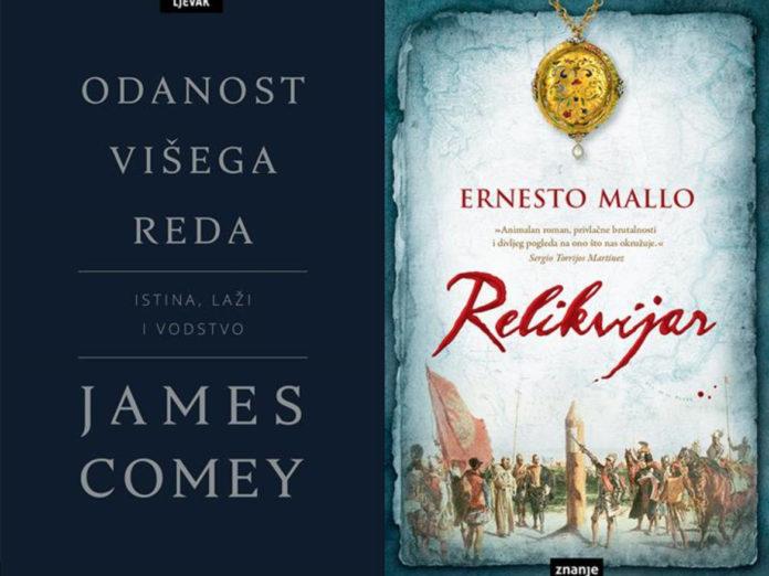nagradne knjige