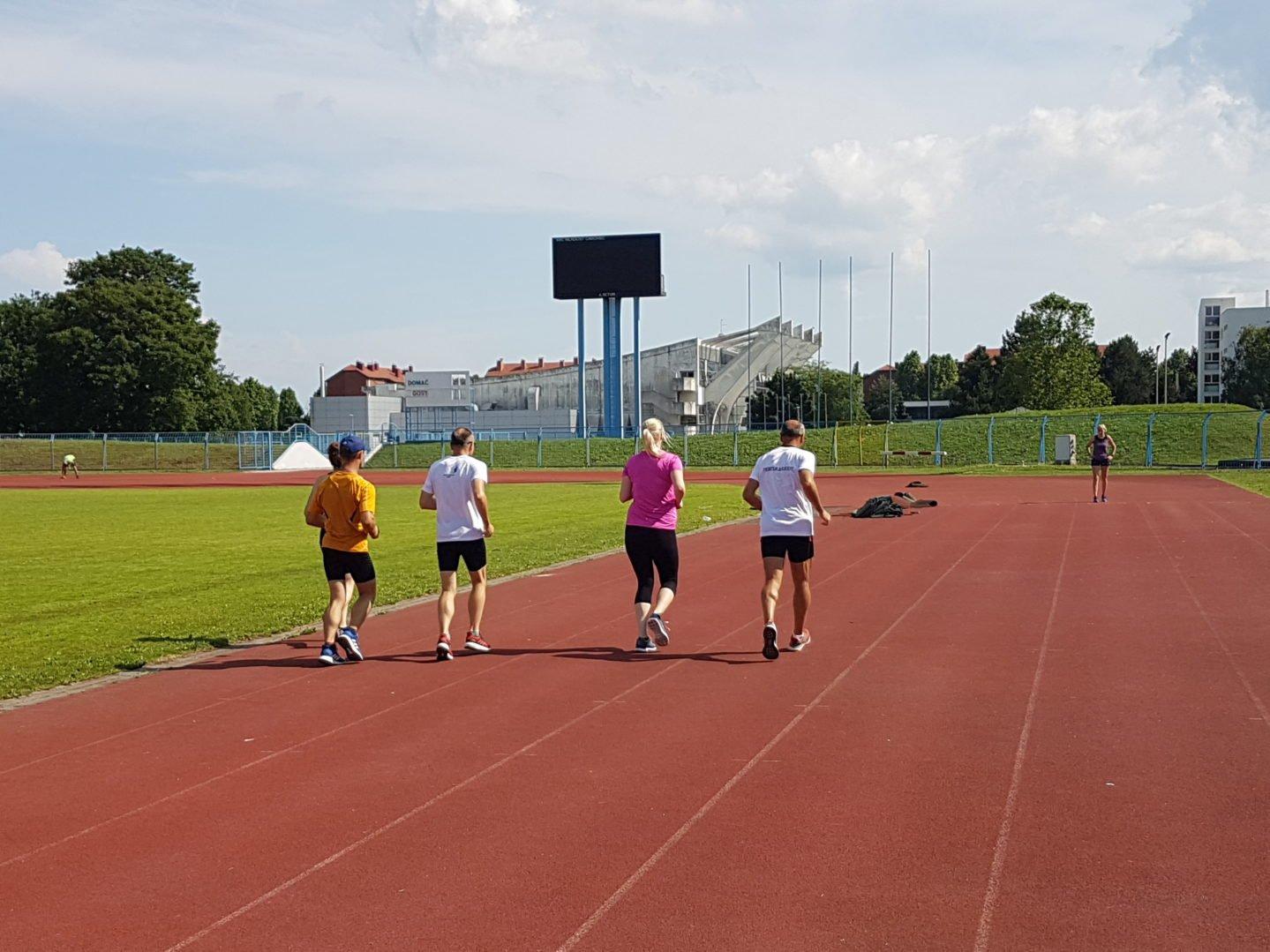 atletska staza Čakovec