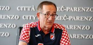 izbornik muške reprezentacije Lino Červar