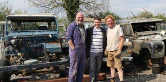Novinar auto magazina Garaža Krunoslav Čosić u Velikoj je Britaniji posjetio dvojac Flipping Bangers