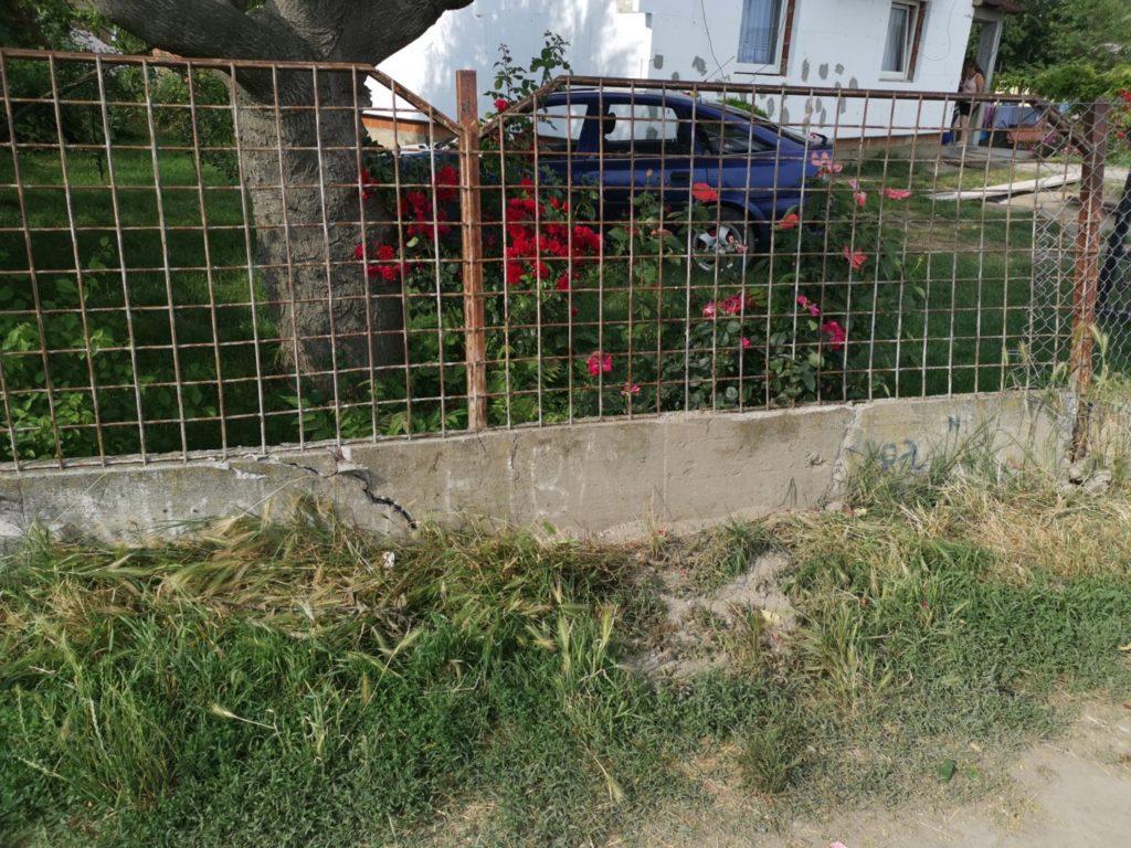 Ogradu na koju je bila priklještena djevojka u Kuršancu