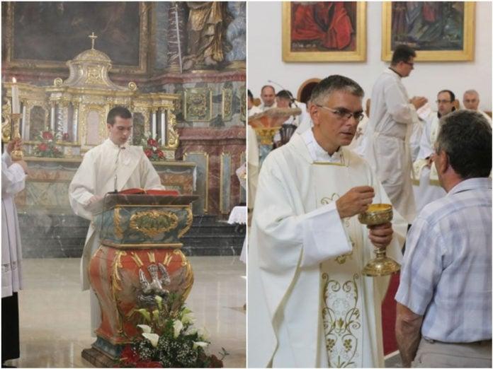 Rafael Mikec i Mladen Cikač
