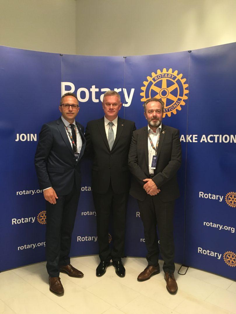 Rotary klub Čakovec u Puli
