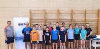 Učesnici kampa u Svetom Martinu (Foto HSTS)