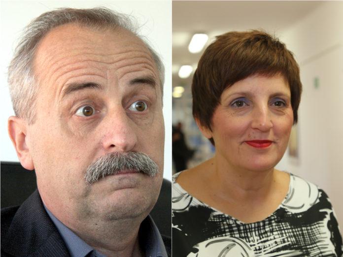 Mladen Novak i Sonja Tošić Grlač
