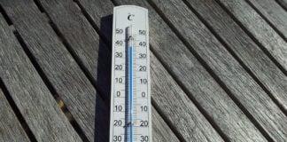termometar vrućine