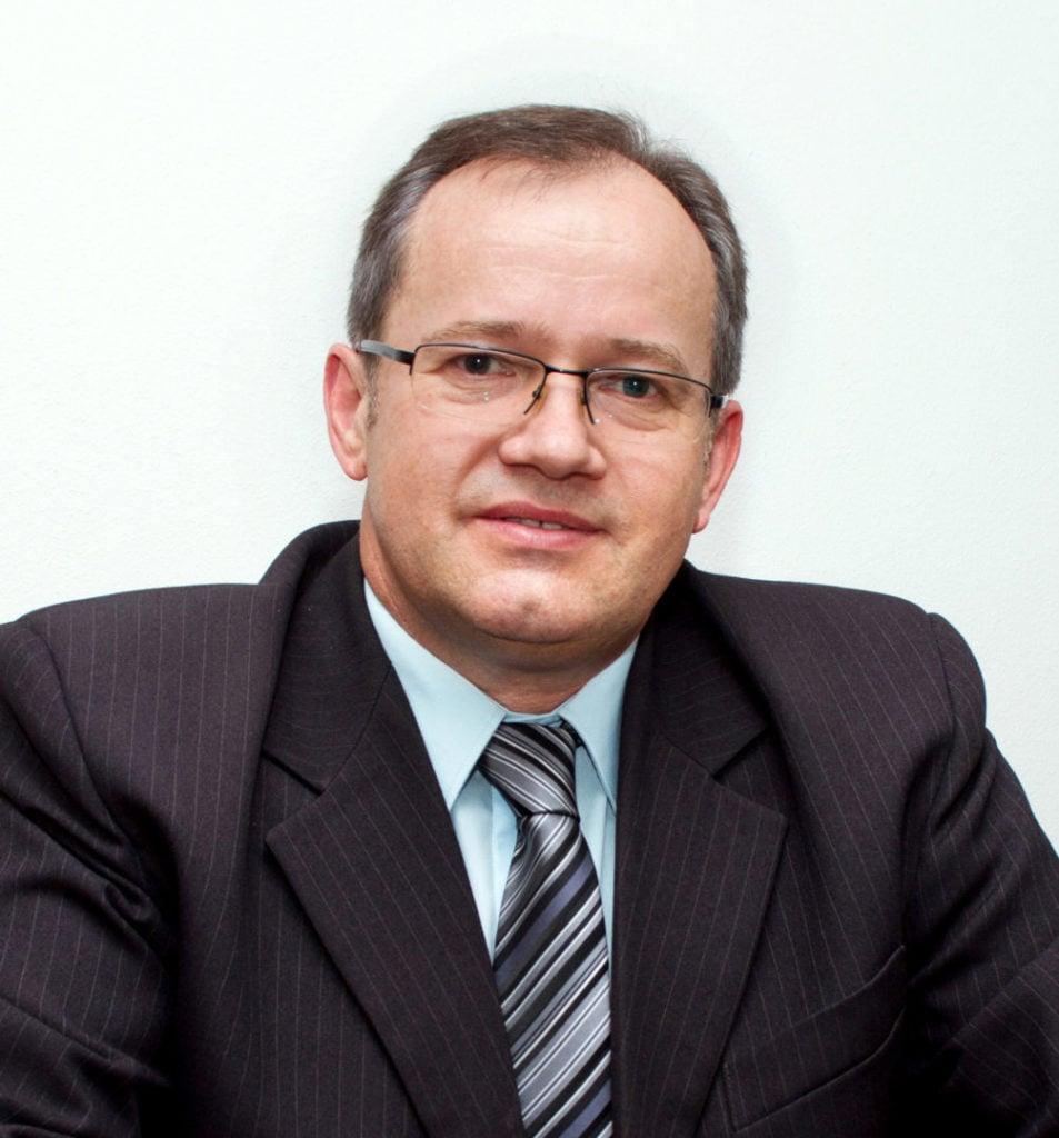 Direktor Branko Klobučarić
