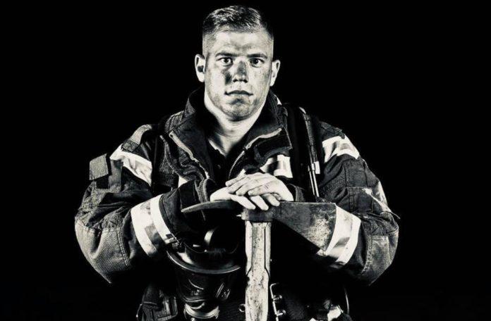 smrtno stradali vatrogasac Ivan Galeković - foto: Josip Škot