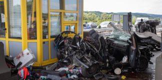 Prometna nesreća Sveta Helena