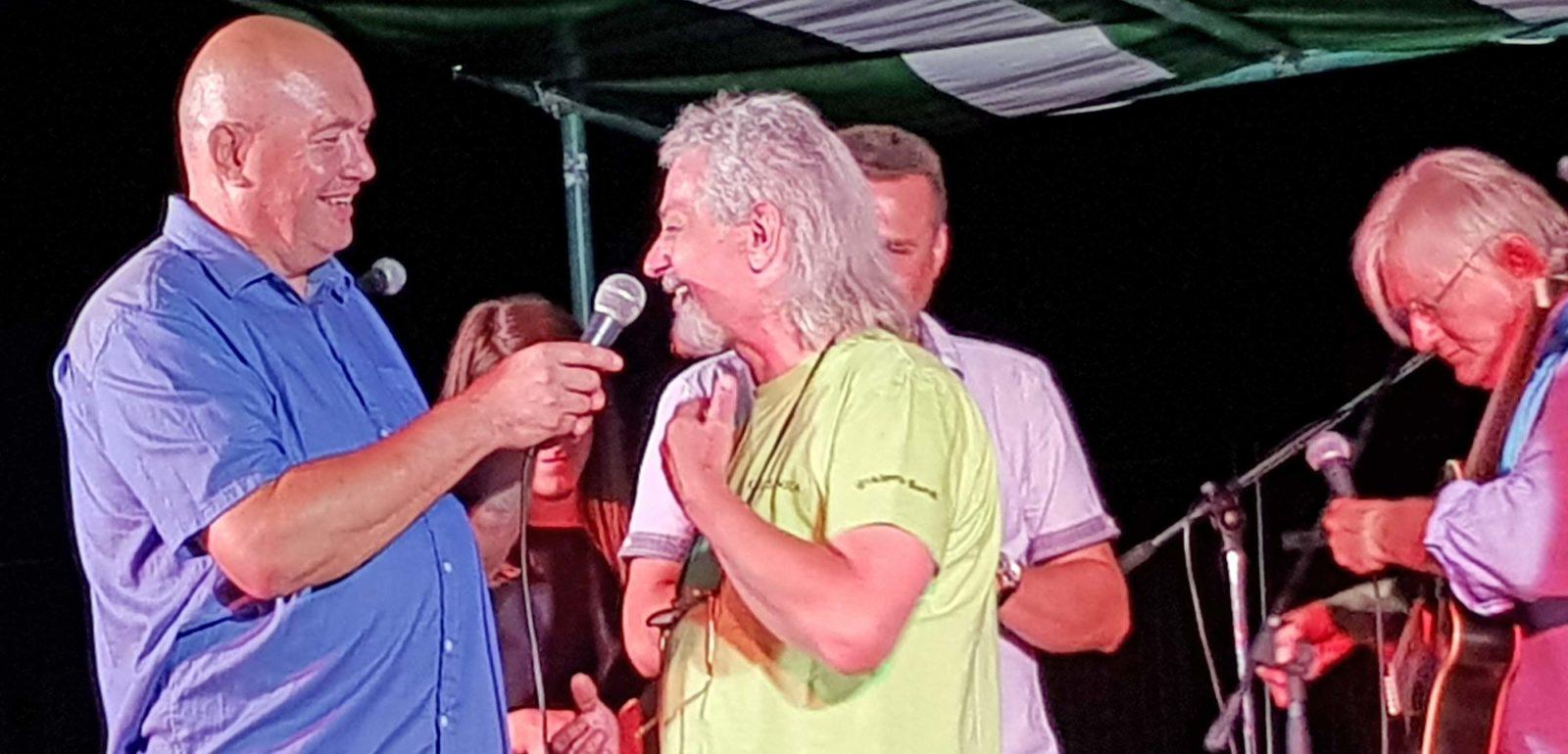 Velimir Borko autor glazbe za pjesmu Selnica