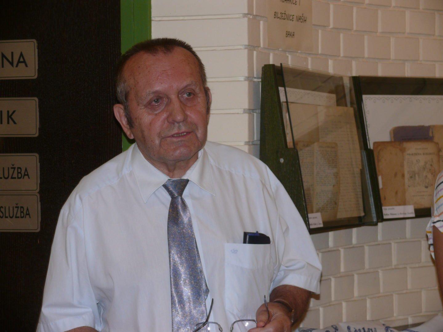 prof. emeritus dr. sc. Stjepan Hranjec