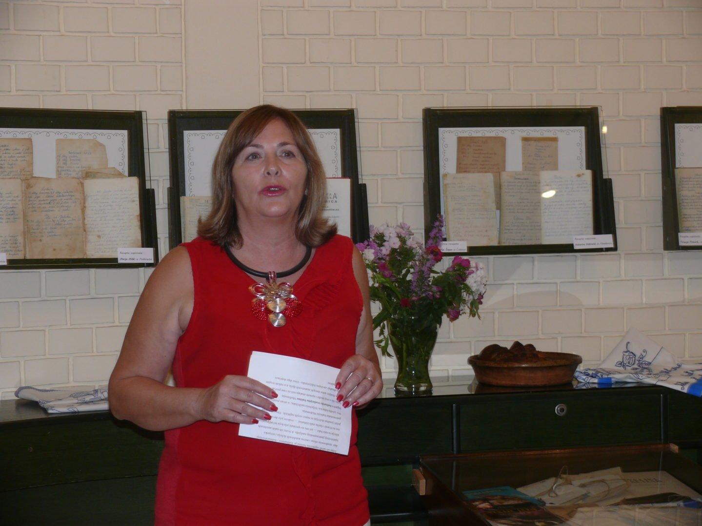 Ljiljana Križan ravnateljica knjižnice