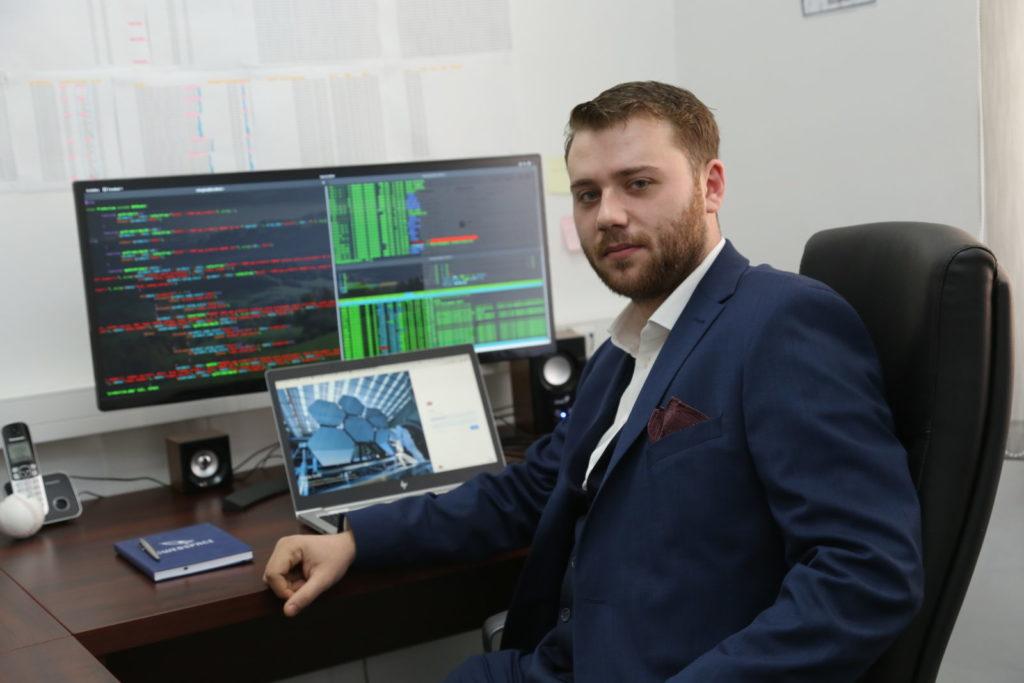 Direktor Matija Bogdan
