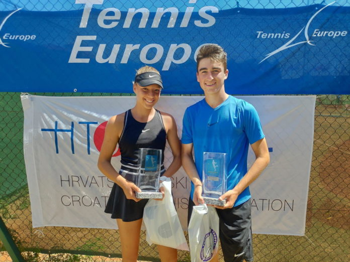 Marin Šuica Junior Open