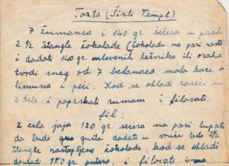 Kuharice i bilježnice naših baka