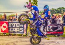 stunt akrobacije